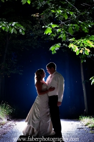West Bend Husband and Wife Wedding Photographers