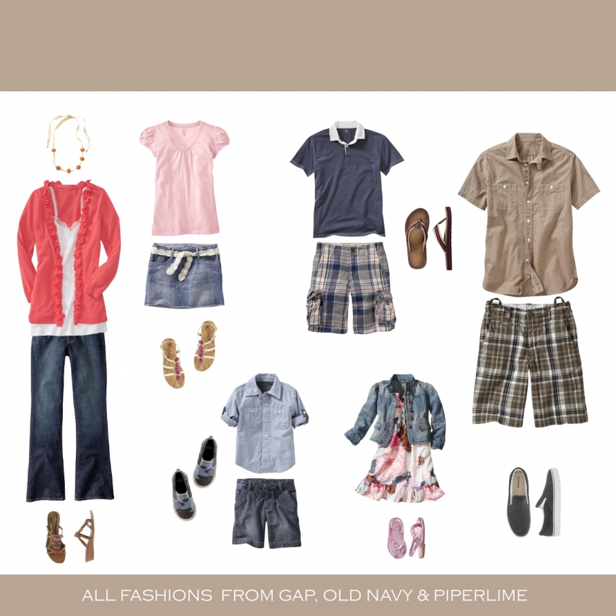 What to Wear Photography Fashion