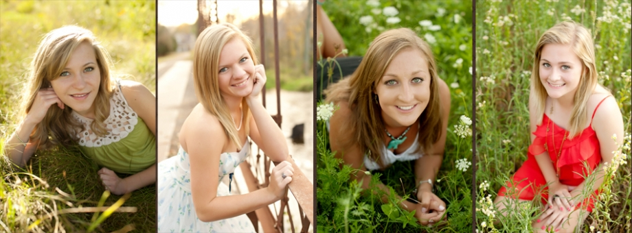 West Bend WI Senior Portrait Photographer