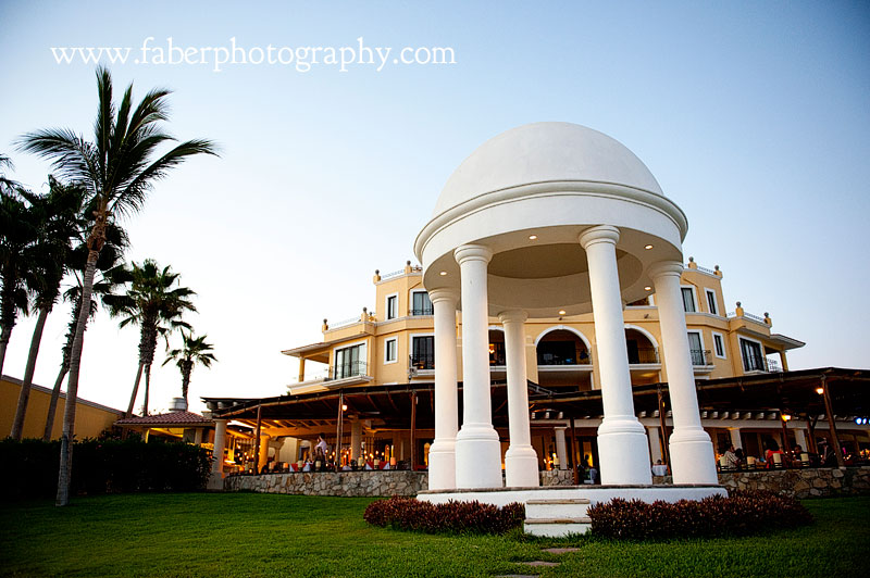 Dreams Los Cabos Wedding Gazebo Photograph