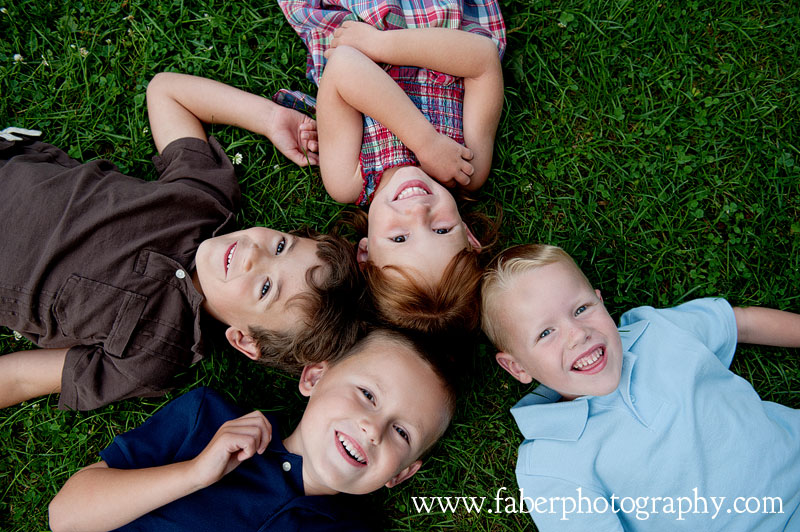 Modern Wisconsin Family Photography
