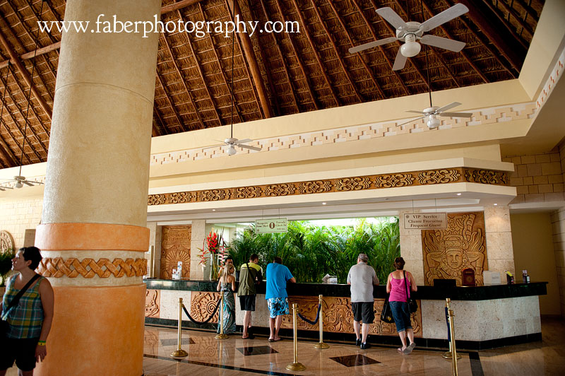 Gran Bahia Principe Akumal Main Lobby