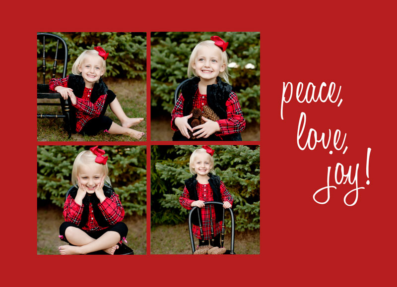 Faber Photography Christmas Mini Session