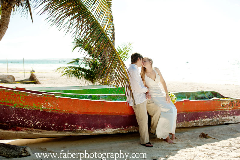 Tulum Mexico Trash the Dress Photographer Faber Photography
