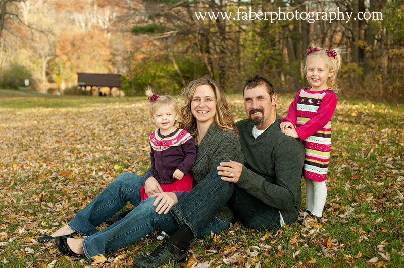West Bend Fall Family Photos Faber Photography