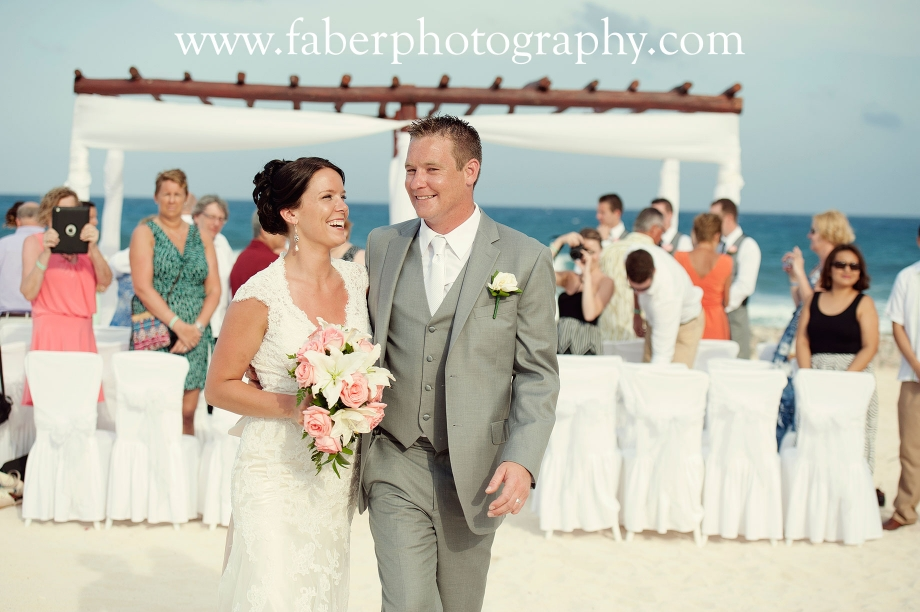 Gran Bahia Principe Akumal Wedding Photos