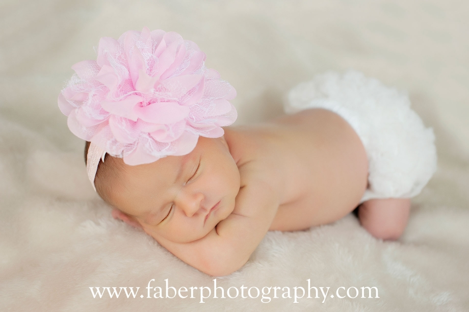 West Bend WI Newborn Portrait Photographer