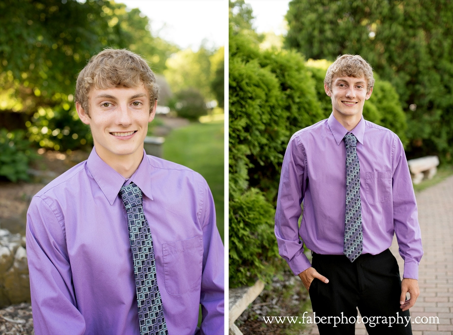 Fond Du Lac Senior Portraits