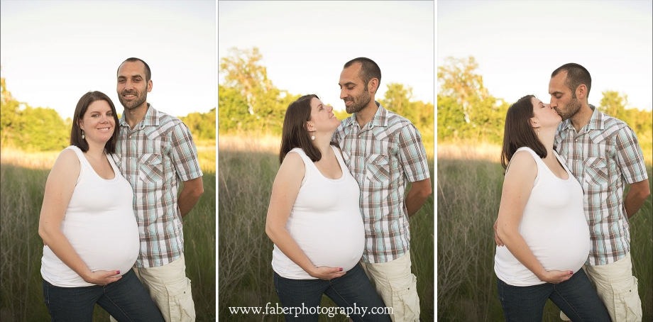 West Bend Outdoor Maternity Photographer