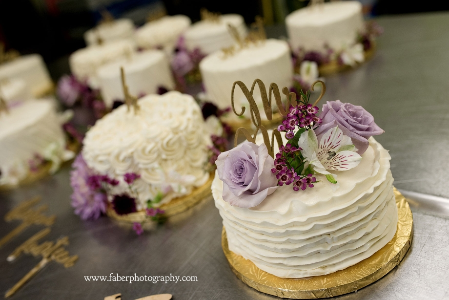Centerpiece Wedding Cakes