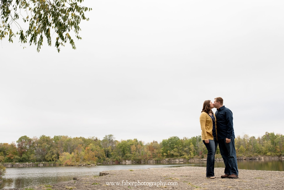 Menomonee Park Engagement Photo Session
